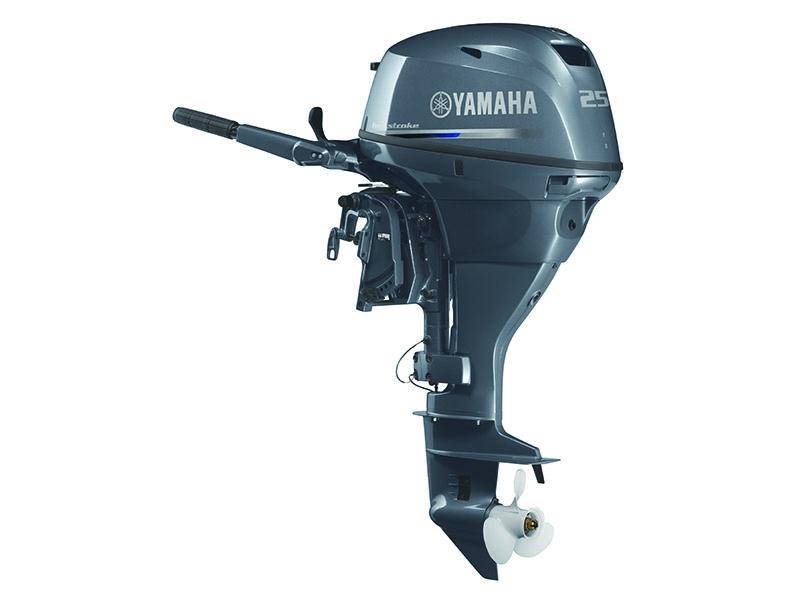 YAMAHA - F25DMHL
