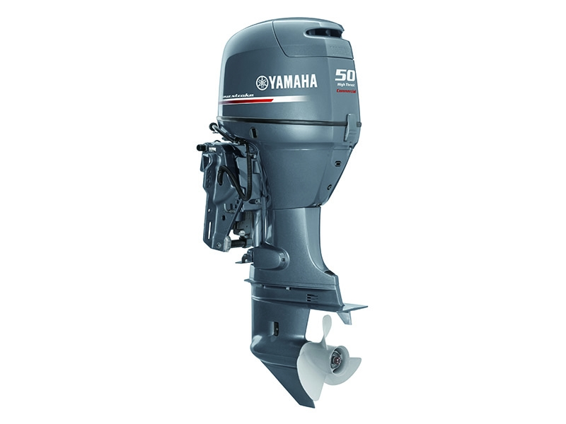 YAMAHA - F50DETL